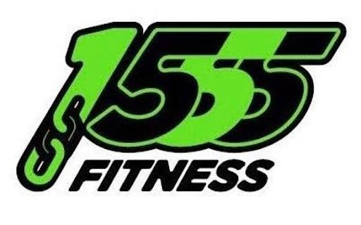 1555 Fitness logo