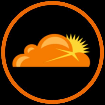 Cloudflare.com logo